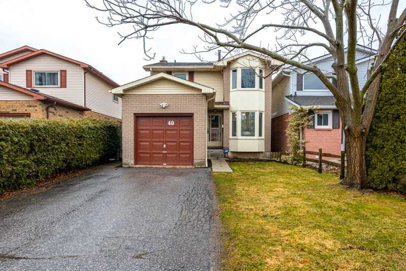 pictures of house for sale MLS: X4717552 located at 40 Baxter Cres, Thorold L2V4R6