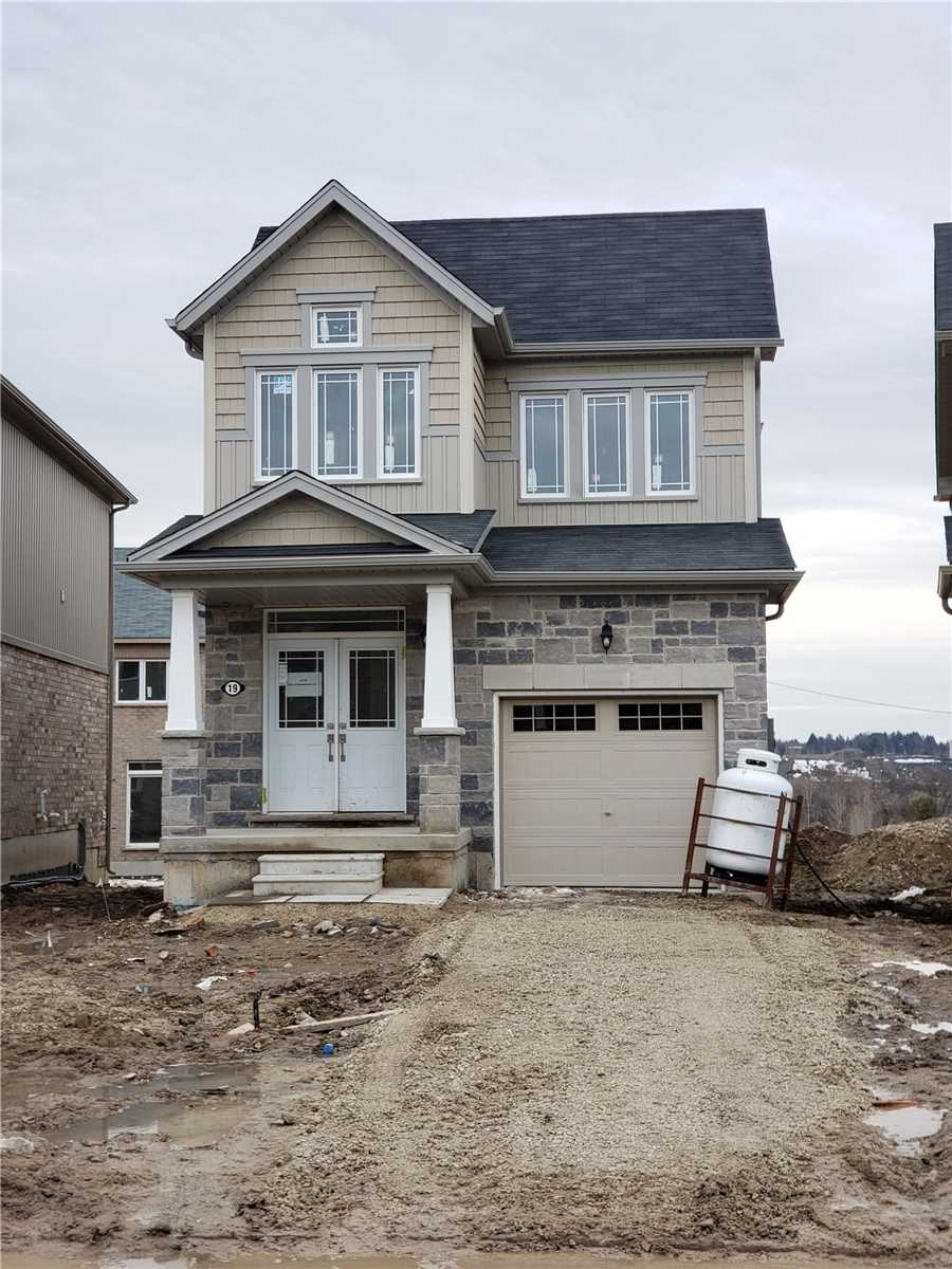 pictures of house for sale MLS: X4722486 located at Lot 83 Blacksmith Dr, Woolwich N0B1M0