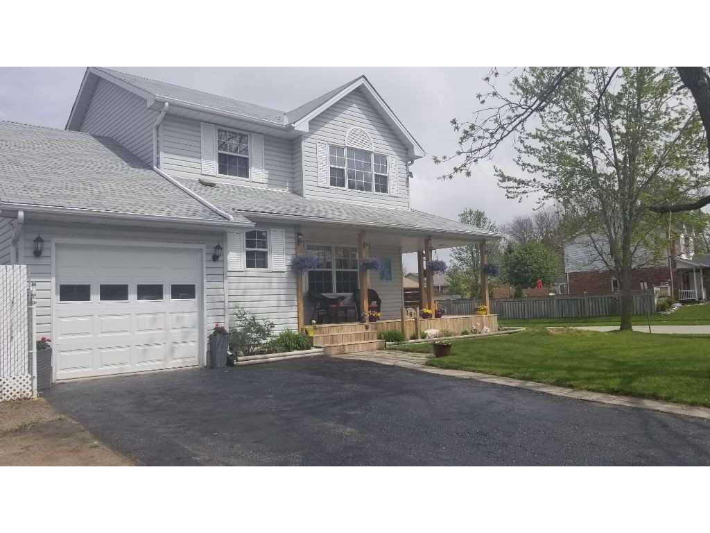 pictures of house for sale MLS: X4723131 located at 181 King St, Ingersoll N5C1G8