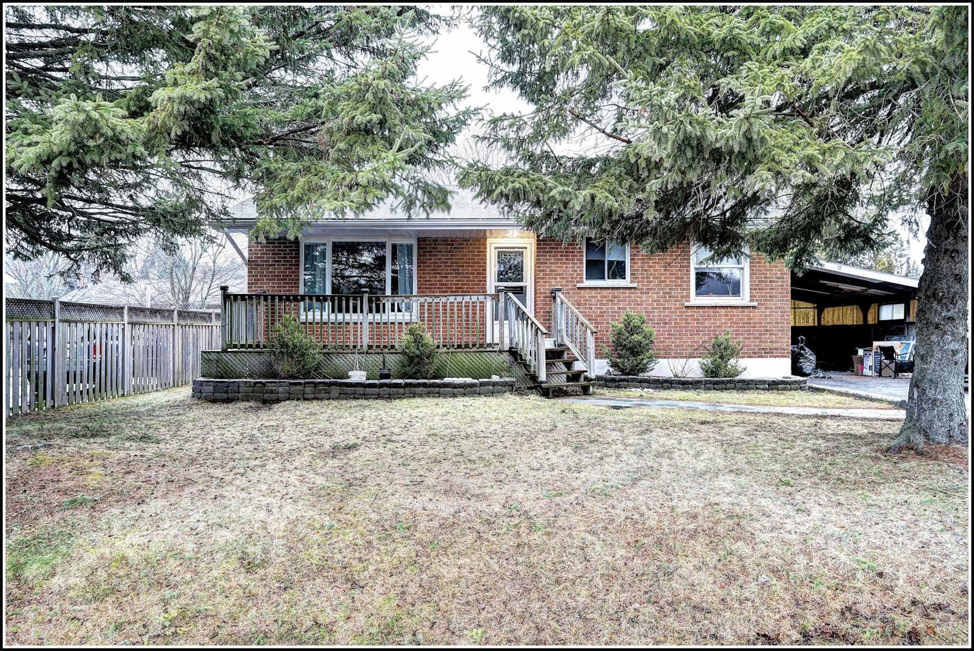 pictures of house for sale MLS: X4724500 located at 12 Elm Ave, Hamilton Township K0K1C0