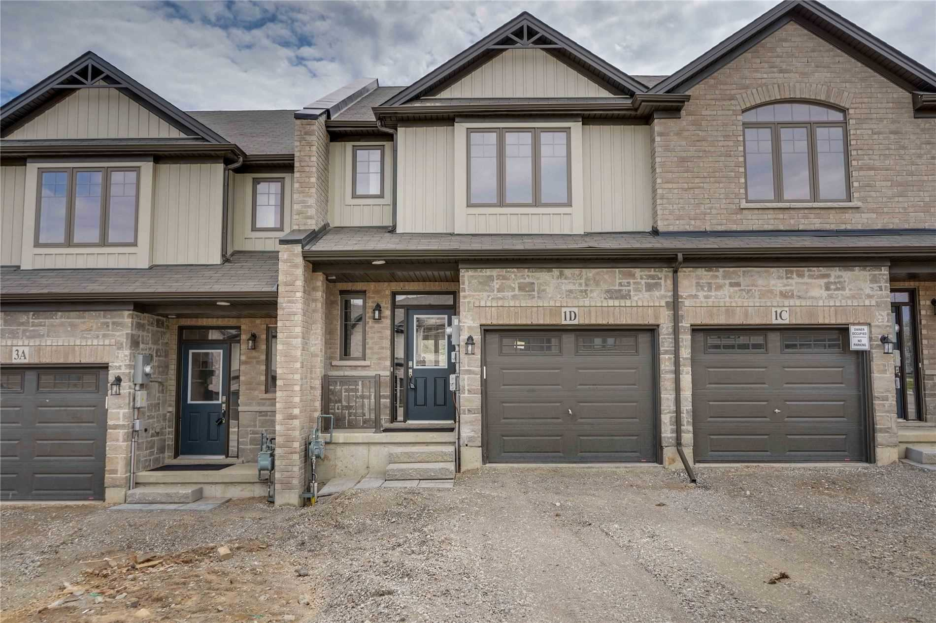 pictures of house for sale MLS: X4724506 located at 1D Vic Chambers Pl, Brant N3L0E7