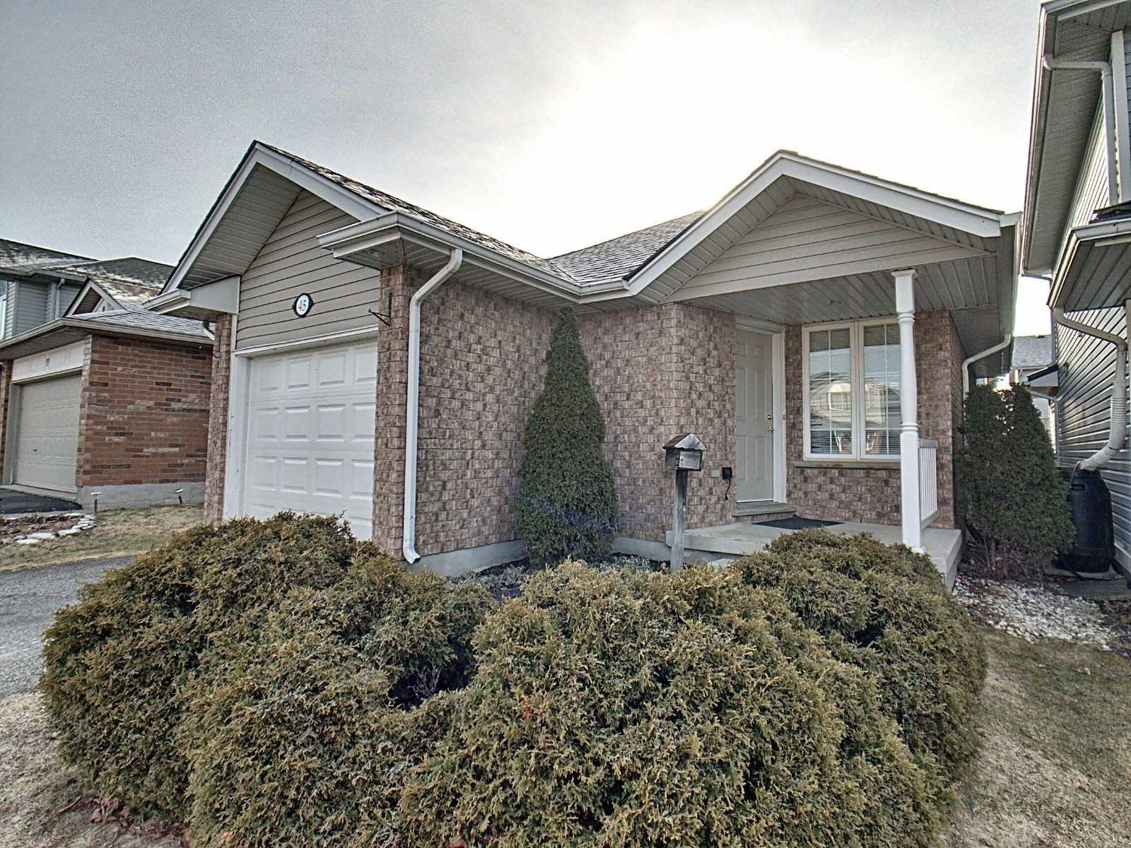 pictures of house for sale MLS: X4725897 located at 45 Hagan Ave, Guelph N1E7B7