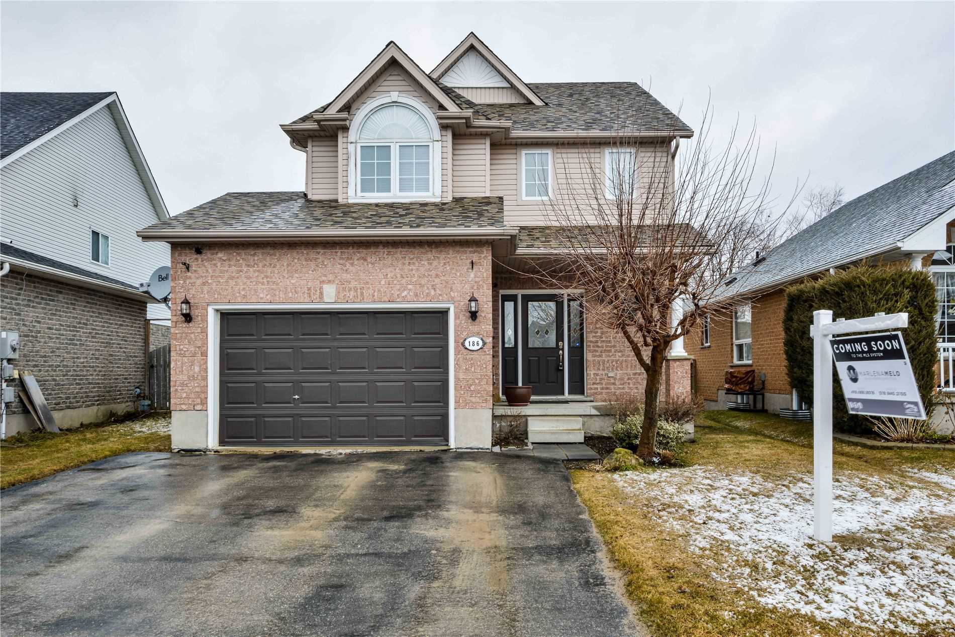 pictures of house for sale MLS: X4726228 located at 186 Franklyn St, Shelburne L9V3C3