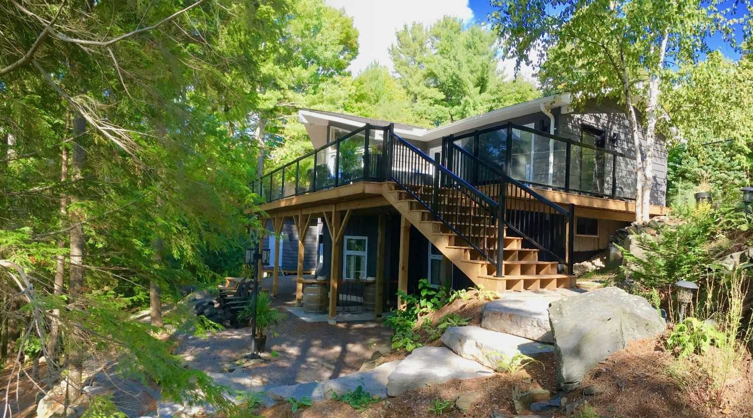 pictures of house for sale MLS: X4726720 located at 304 Couch's Rd, North Kawartha K0L1A0
