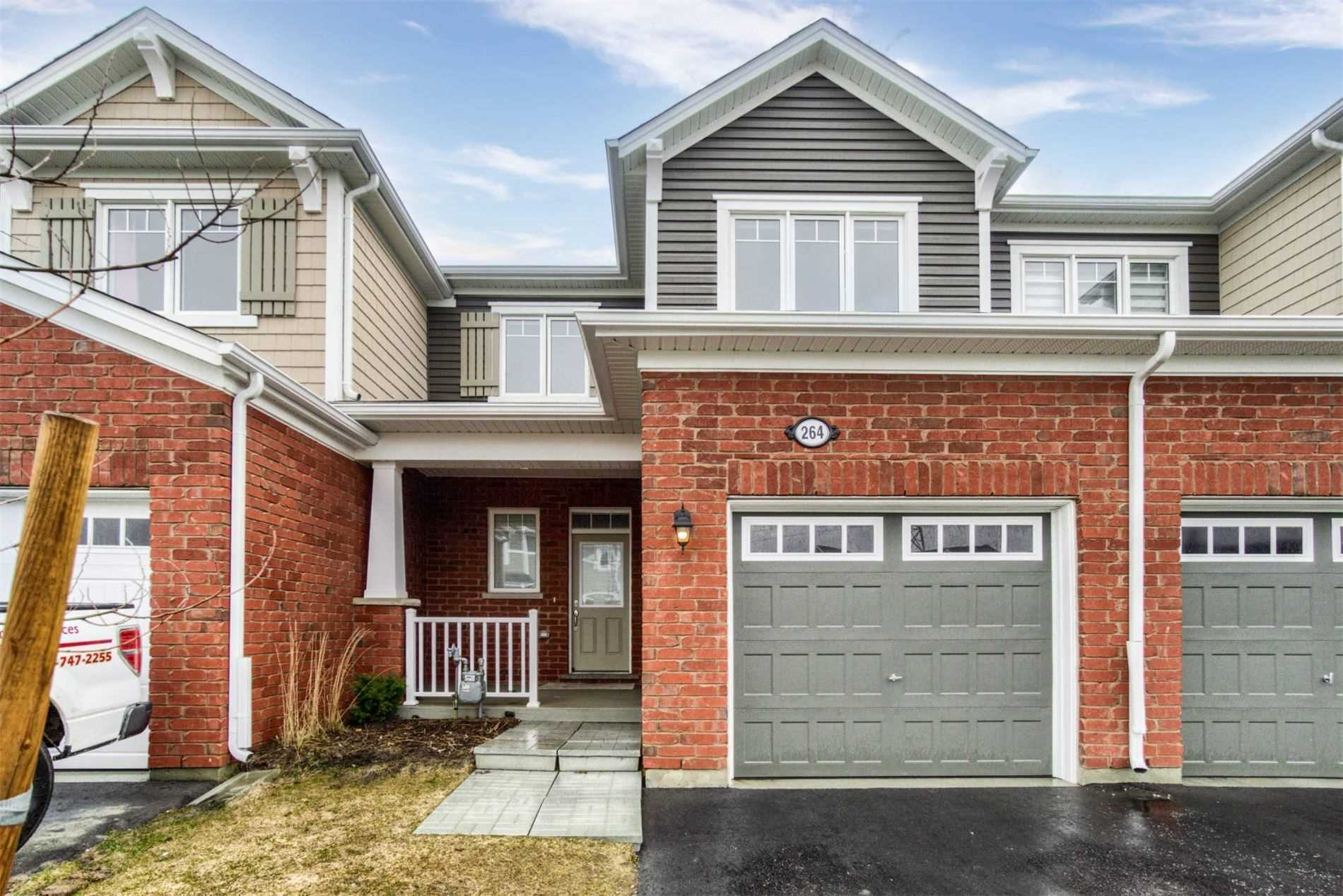 pictures of house for sale MLS: X4728476 located at 264 Waterbrook Lane, Kitchener N2P0H7