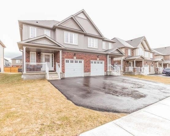 pictures of house for sale MLS: X4728833 located at 19 Freer Dr, North Dumfries N0B1E0