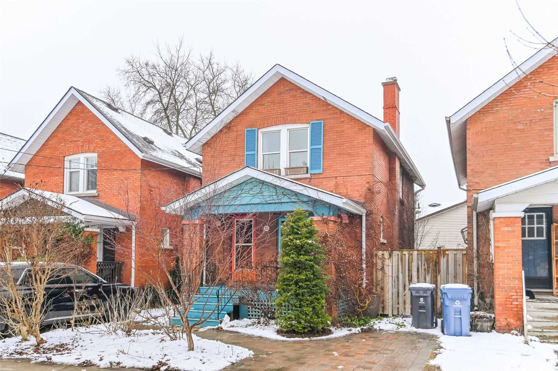 pictures of house for sale MLS: X4730665 located at 18 Glasgow St N, Guelph N1H4V4