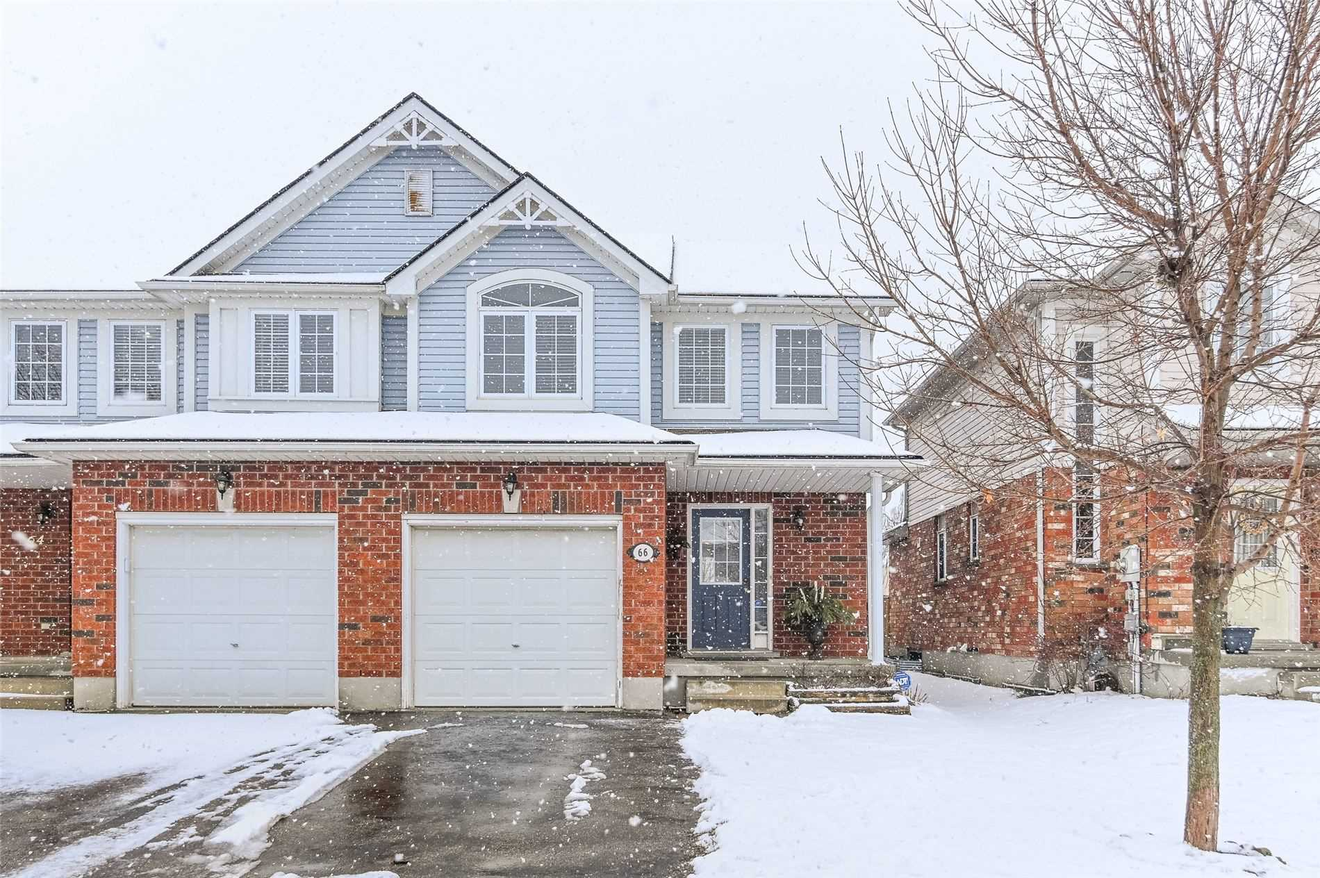 pictures of house for sale MLS: X4730673 located at 66 Swift Cres, Guelph N1E7J1