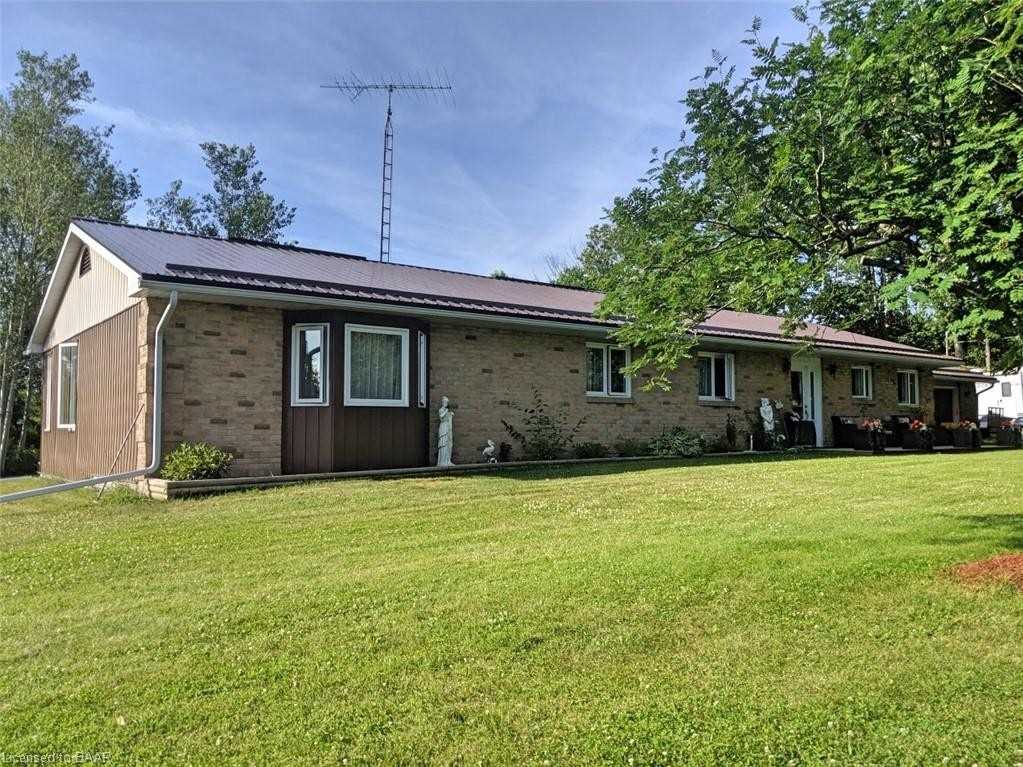 pictures of house for sale MLS: X4732841 located at 35 Macmillan Rd, Madoc K0K2K0
