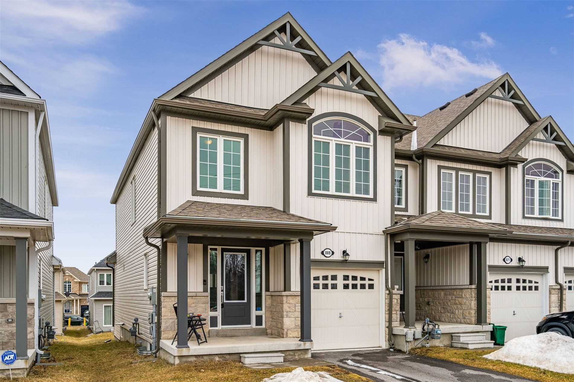 pictures of house for sale MLS: X4732986 located at 869 Cook Cres, Shelburne L9V3V1