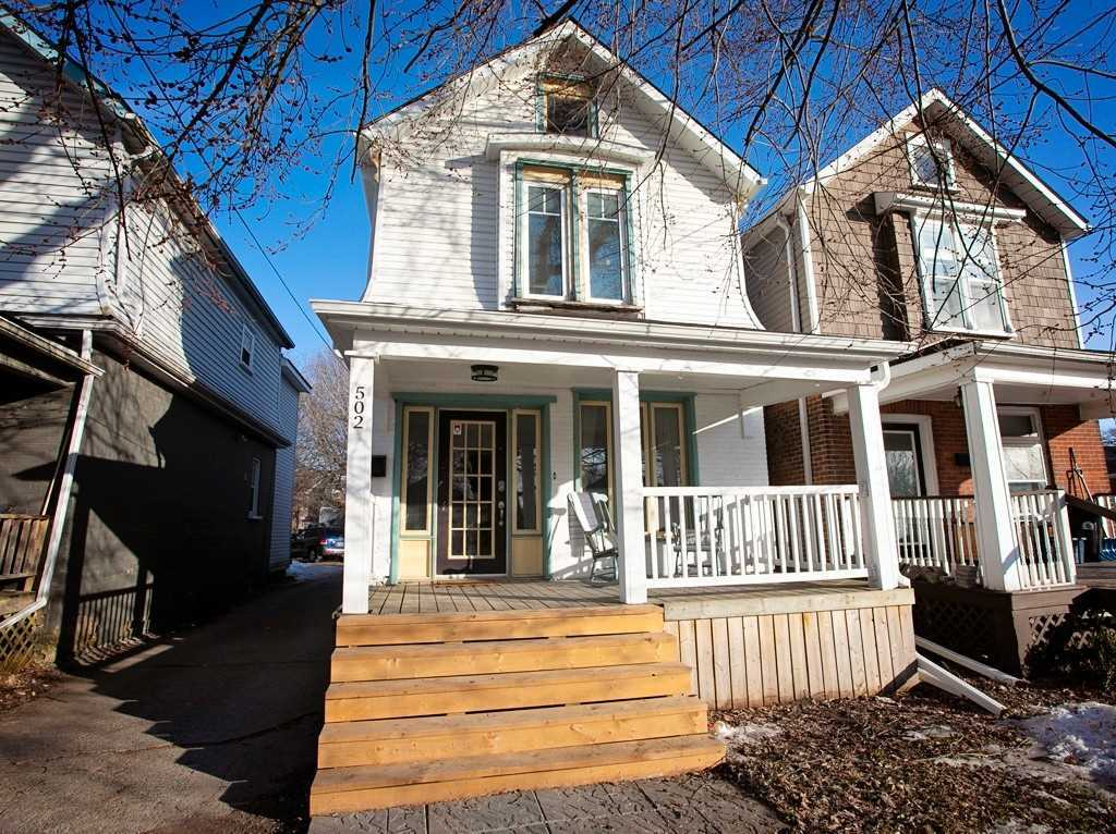 pictures of house for sale MLS: X4734418 located at 502 Chamberlain St, Peterborough K9J4L5
