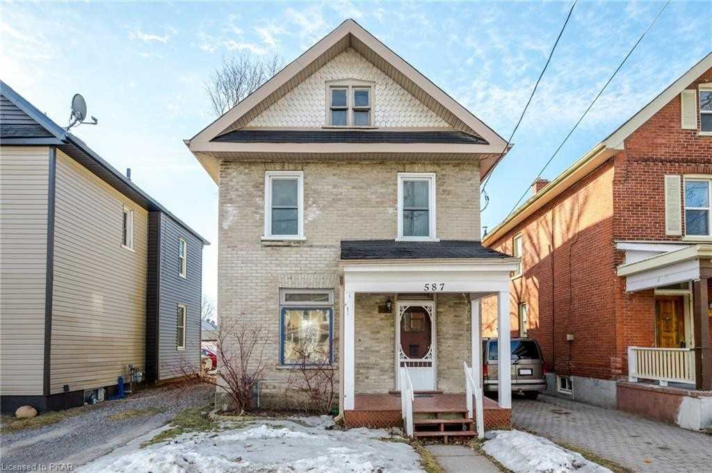 pictures of house for sale MLS: X4736639 located at 587 Chamberlain St, Peterborough K9J4L7