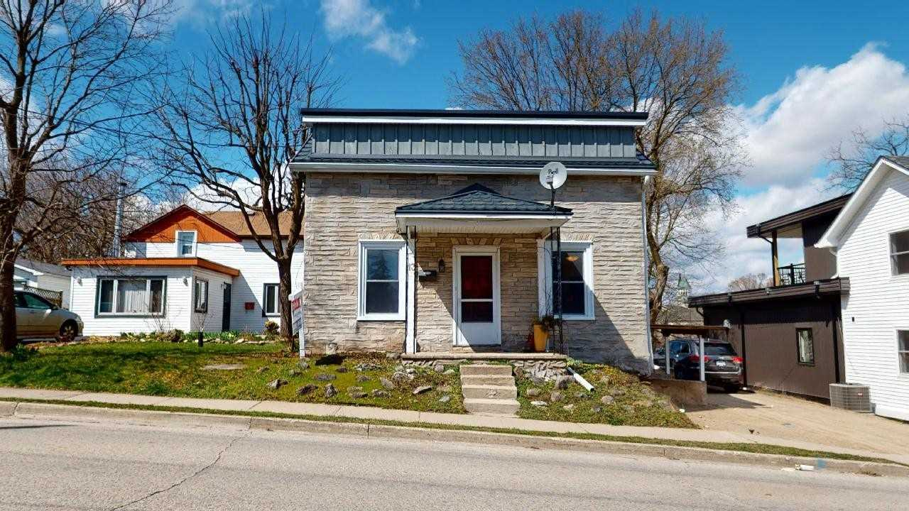 pictures of house for sale MLS: X4738147 located at 13 Forbes St, Cambridge N3C2E1
