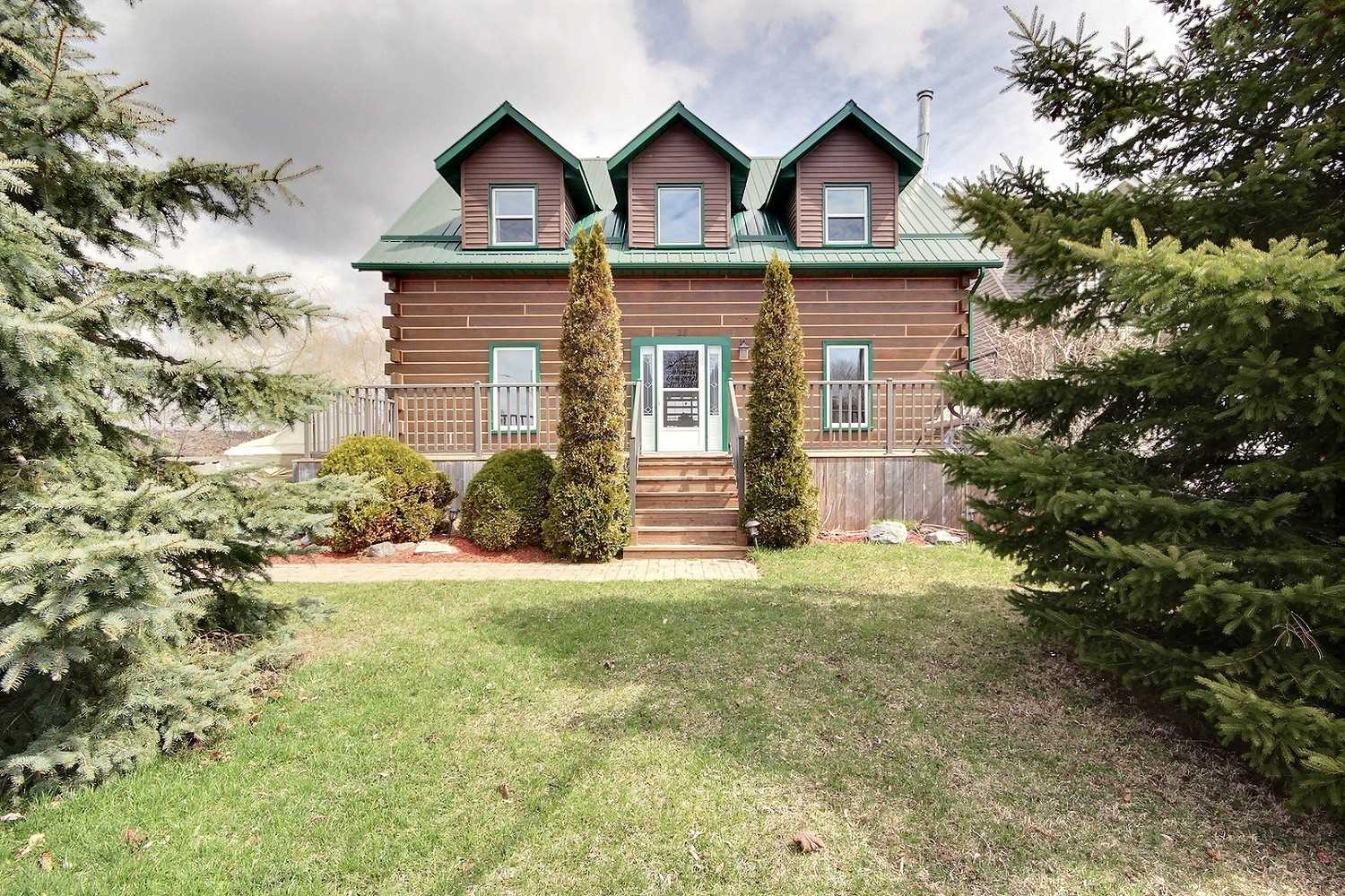 pictures of house for sale MLS: X4742300 located at 25 Queen St E, Brighton K0K1H0