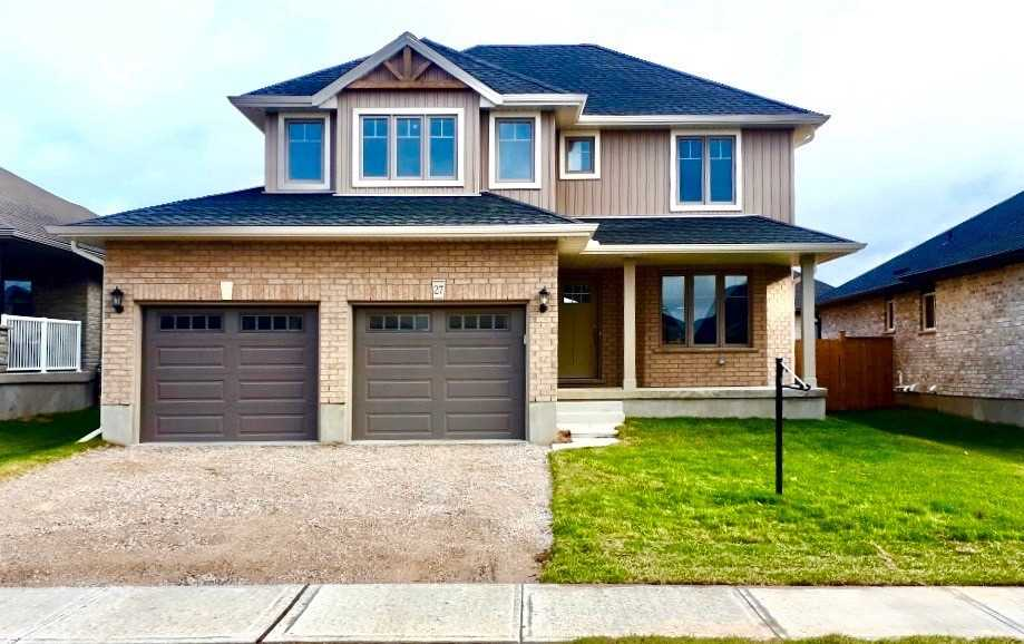 pictures of house for sale MLS: X4761578 located at 27 Oakmont St S, St. Thomas N5R0G3