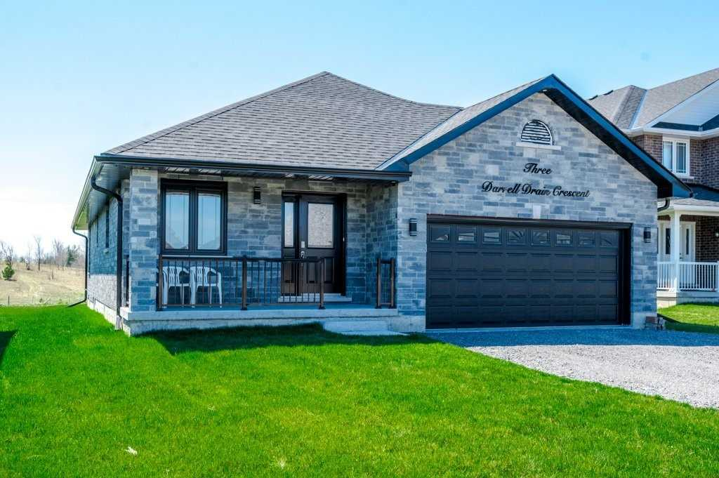 pictures of house for sale MLS: X4761818 located at 3 Darrell Drain Cres, Asphodel-Norwood K0L2V0