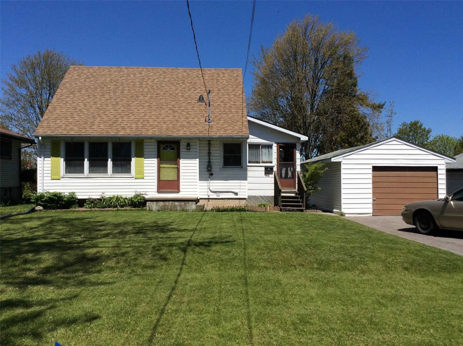 pictures of house for sale MLS: X4770590 located at 48 Tracey St, Belleville K8P2R5