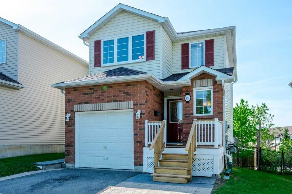 pictures of house for sale MLS: X4774217 located at 734 Trailview Dr, Peterborough K9J8P2