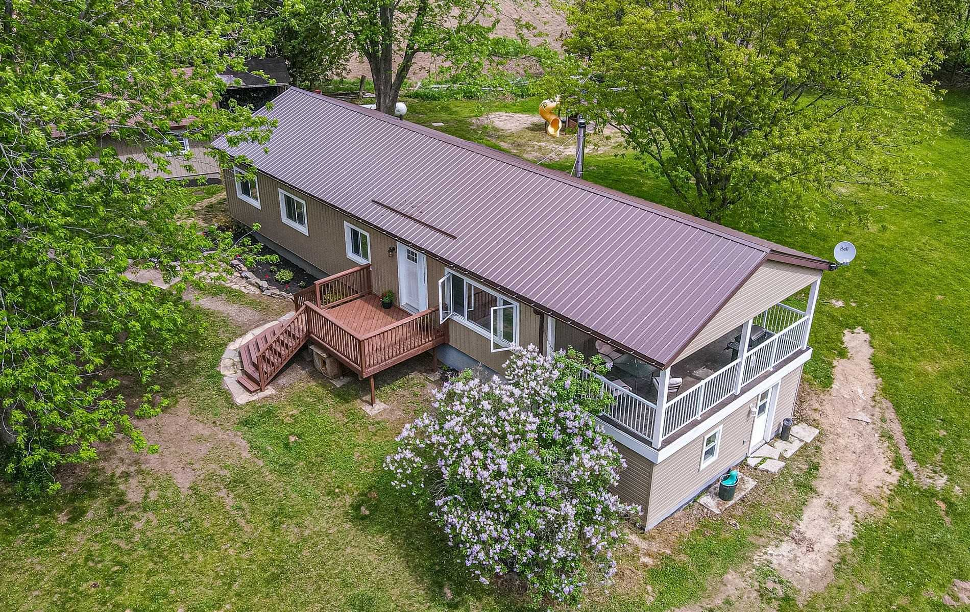 pictures of house for sale MLS: X4775622 located at 1579 Fifth Line, Douro-Dummer K0L2H0