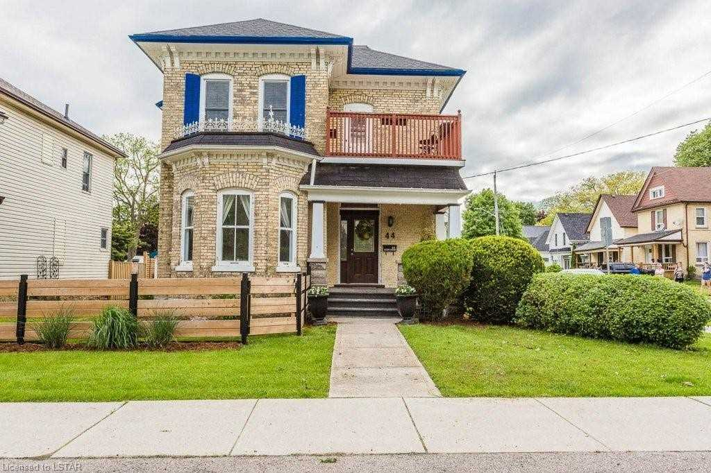 pictures of house for sale MLS: X4776753 located at 44 Elgin St, London N5R3M1