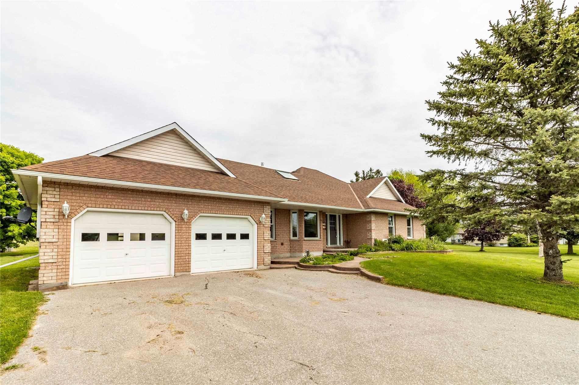 pictures of house for sale MLS: X4779520 located at 7354 Dale Rd, Hamilton Township K9A4J7