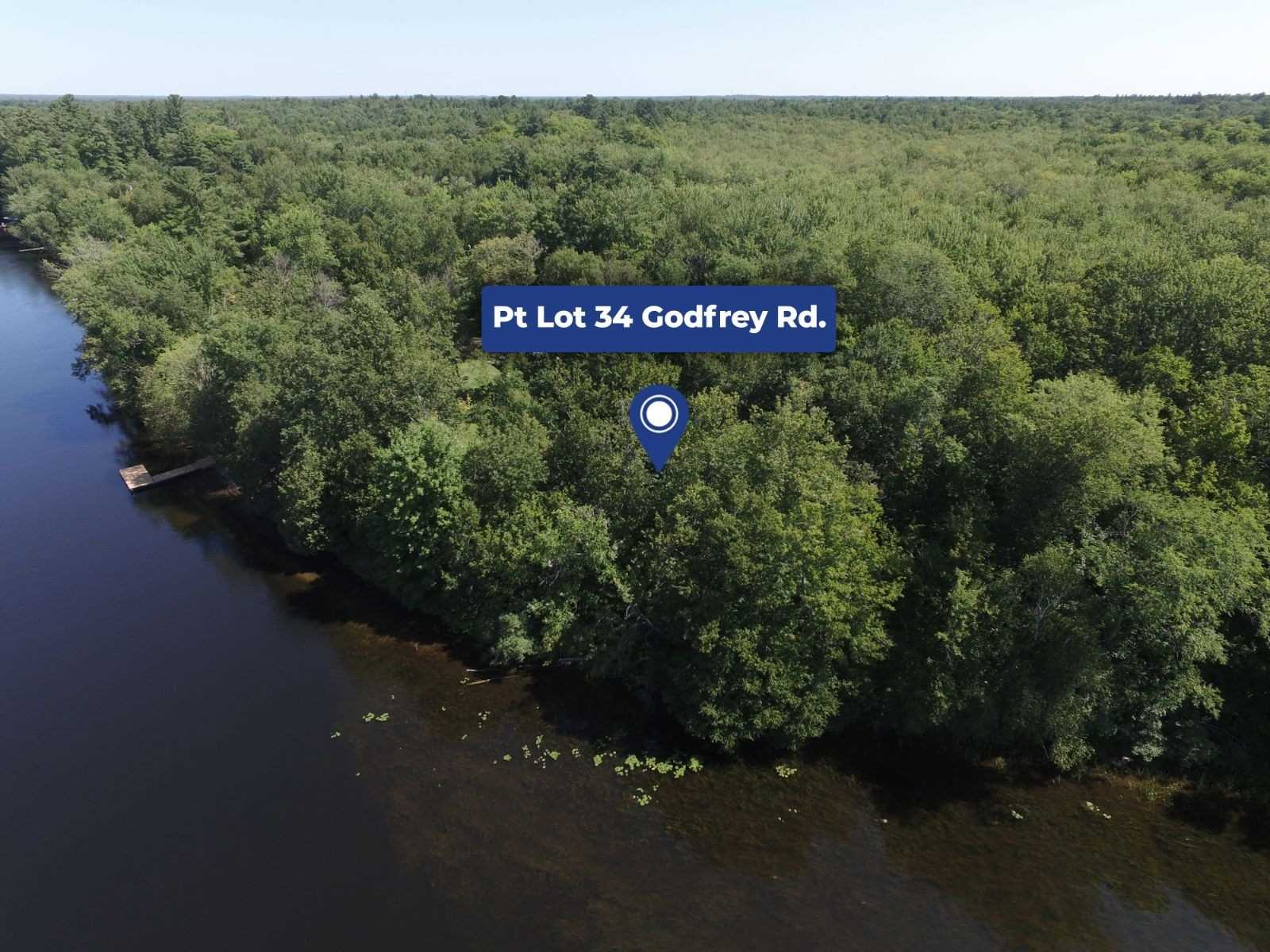 pictures of house for sale MLS: X4870708 located at Pt Lt34 Godfrey Rd, Gravenhurst P0E1N0