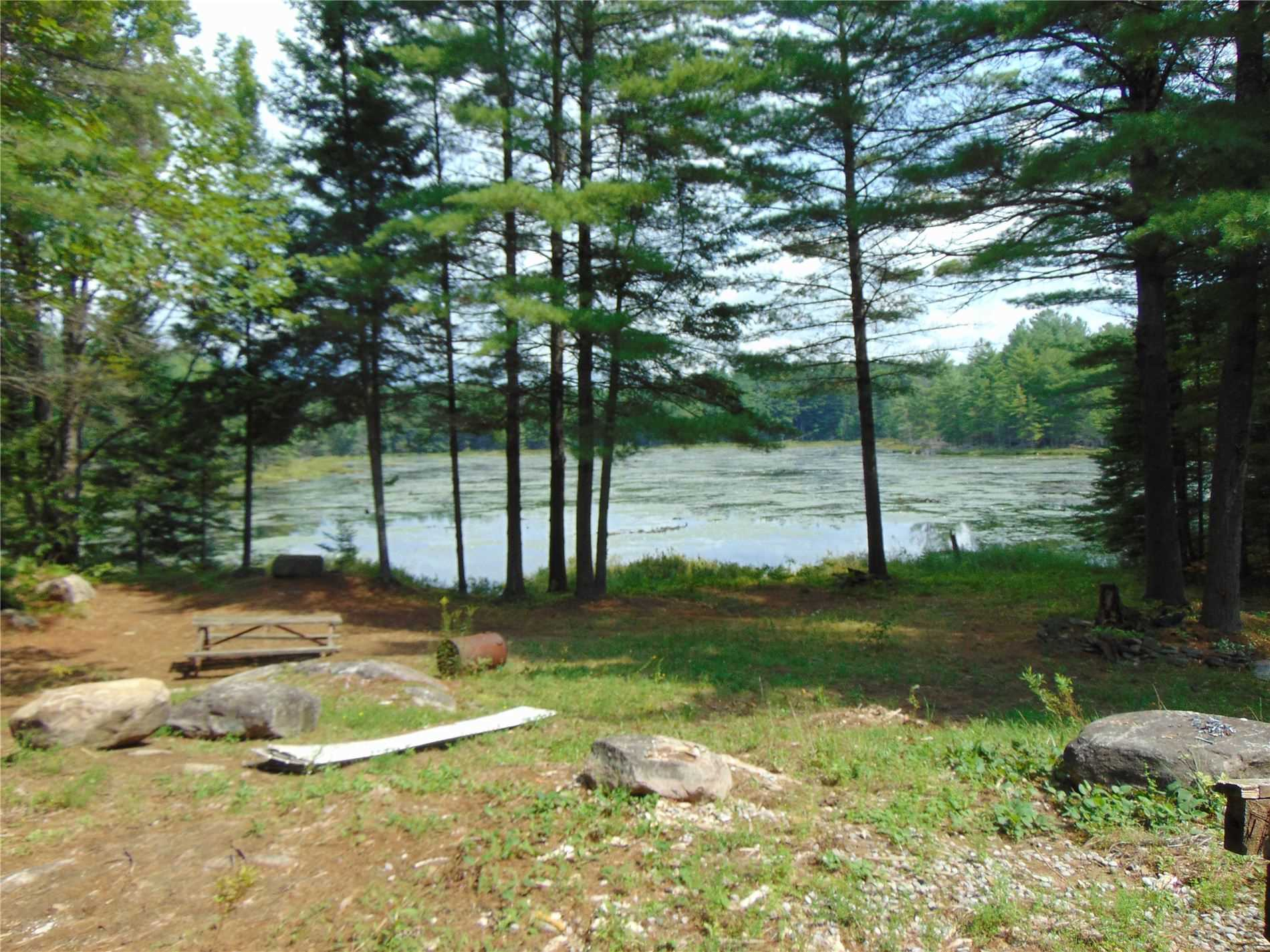 pictures of house for sale MLS: X4871000 located at Lot 10 Davis Lake Rd, Minden Hills K0M2K0