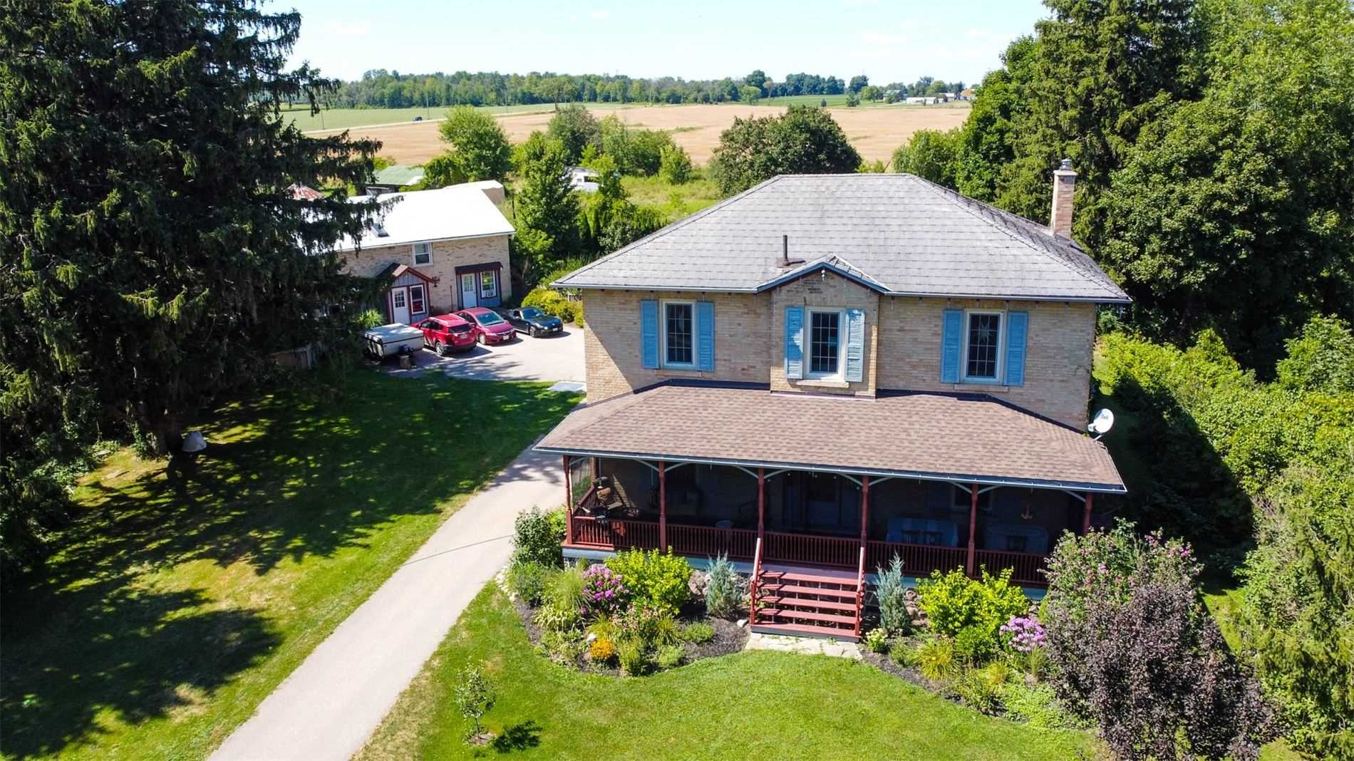 pictures of house for sale MLS: X4874501 located at 3542 Huron Rd, Wilmot N3A3C9