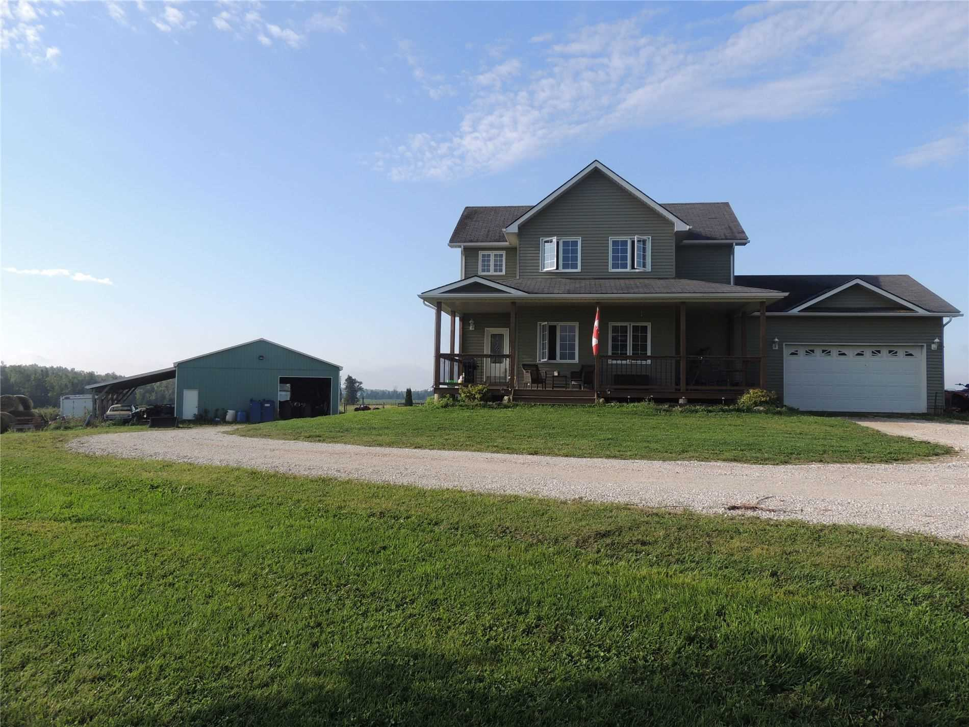 pictures of house for sale MLS: X4896038 located at 308042 Centre A Line, Grey Highlands N0C1L0