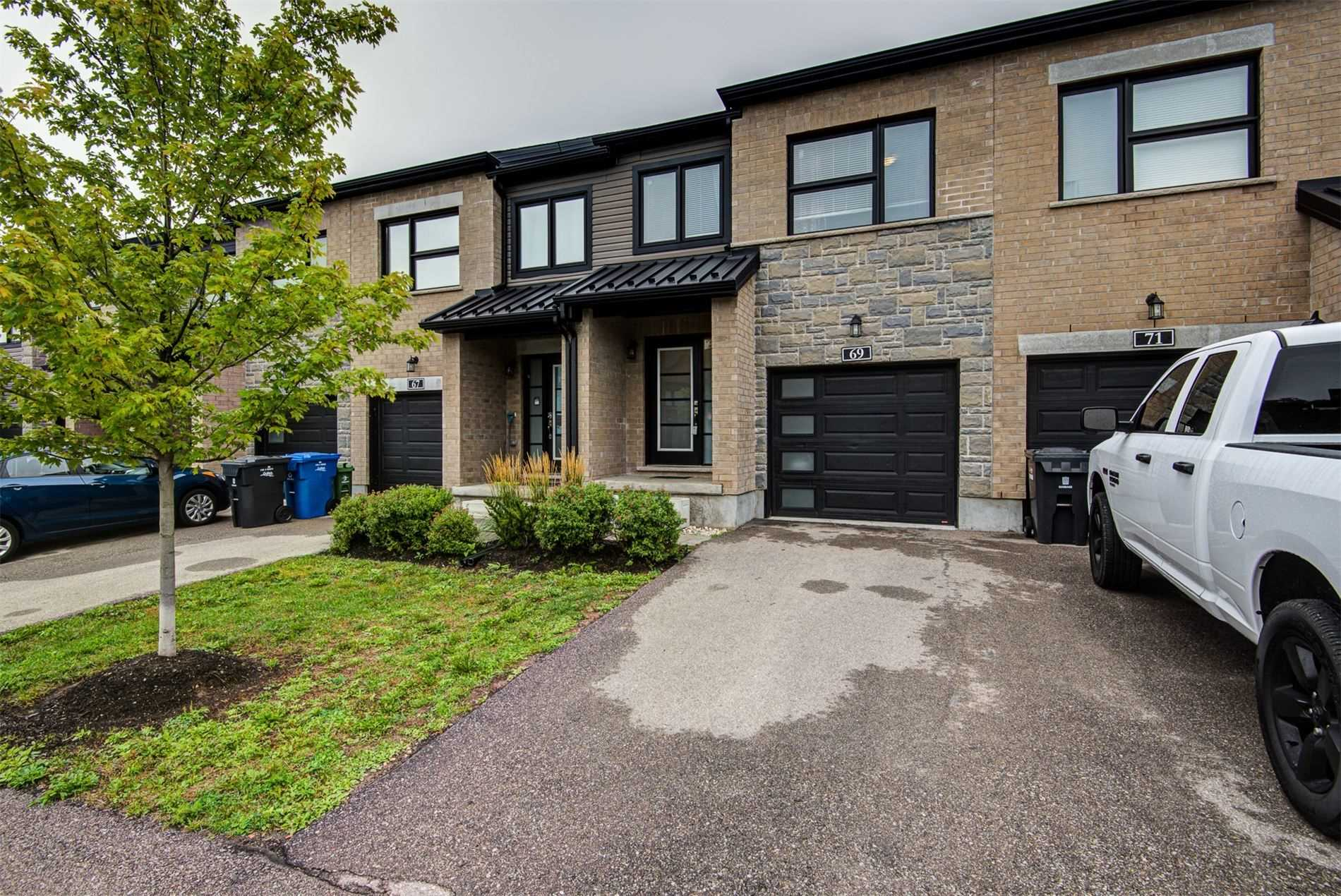 pictures of house for sale MLS: X4905584 located at 69 Hawkins Dr, Guelph N1L0M7