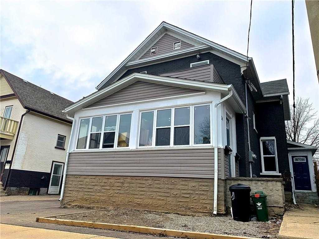pictures of house for sale MLS: X4921744 located at 54 Madison Ave, Kitchener N2H2Z6