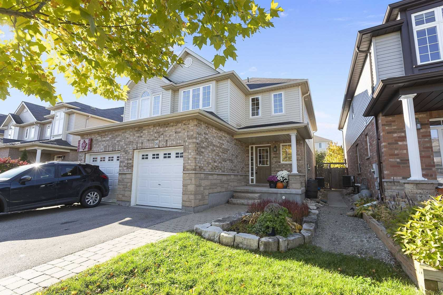 pictures of house for sale MLS: X4955203 located at 26 Vipond St, Guelph N1E0G9