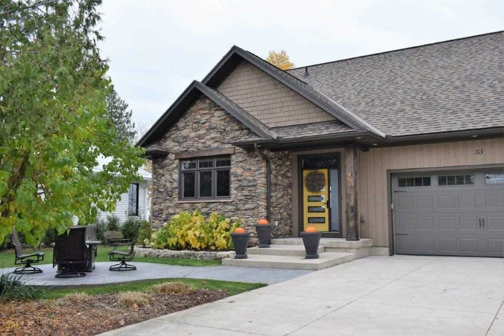 pictures of house for sale MLS: X4970556 located at 53 Fenton Dr, Saugeen Shores N0H2C6