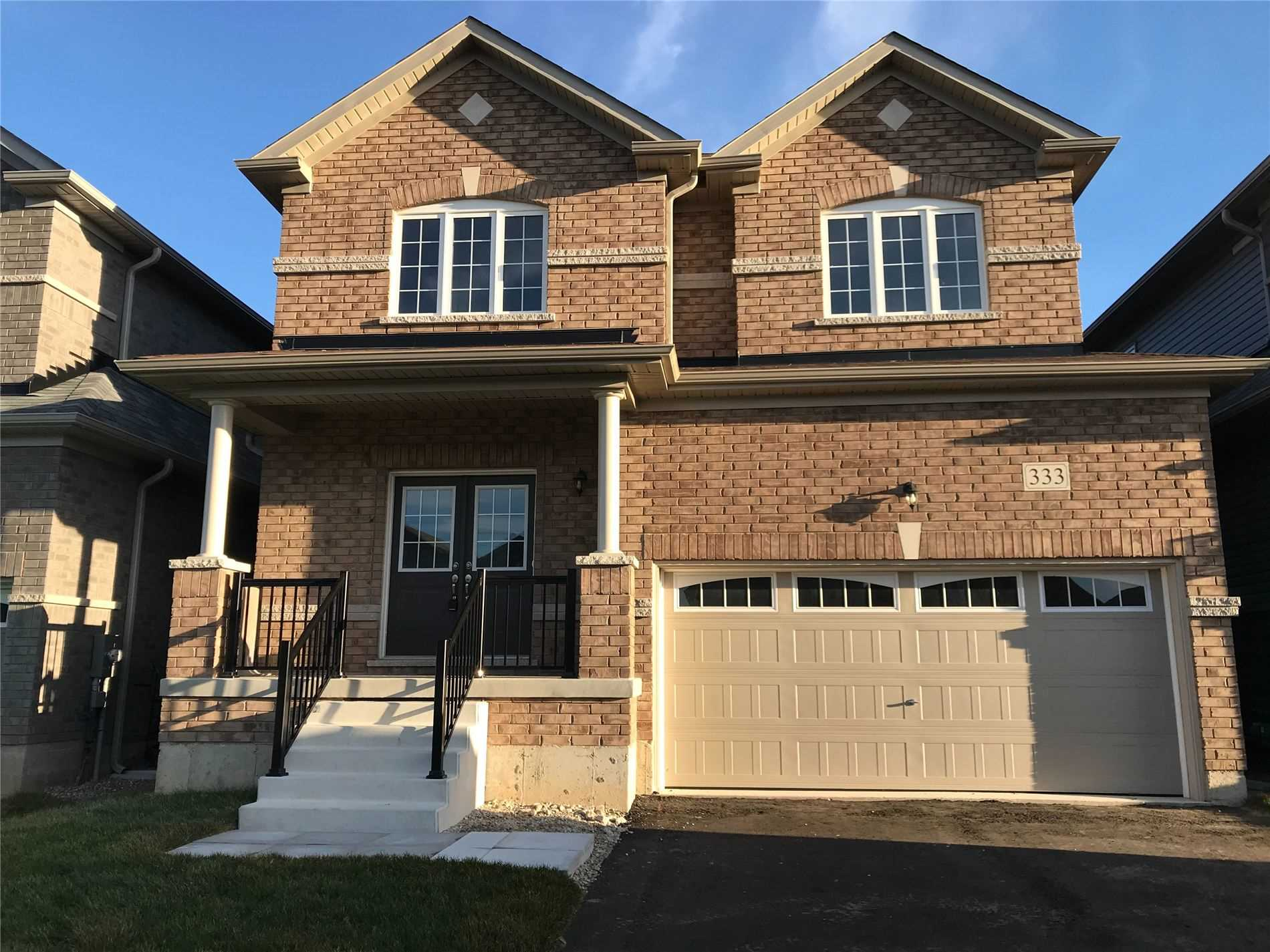 pictures of house for sale MLS: X4982105 located at 333 Van Dusen Ave, Southgate N0C1B0