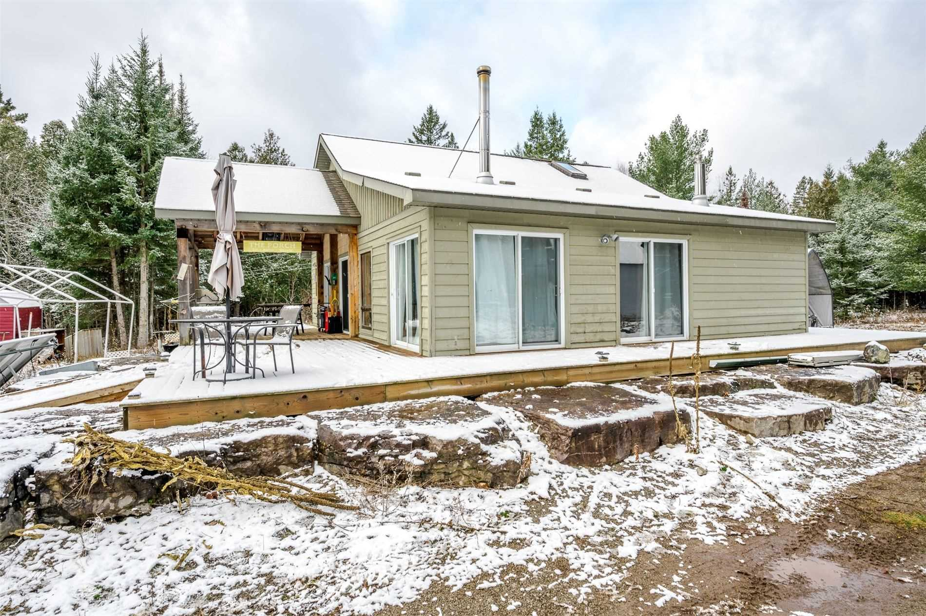 pictures of house for sale MLS: X4993551 located at 248 Ledge Rd, Galway-Cavendish and Harvey K0M1A0