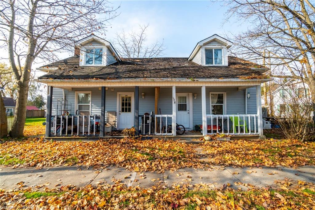 pictures of house for sale MLS: X5053012 located at 136 Ontario St, Port Hope L1A2V4