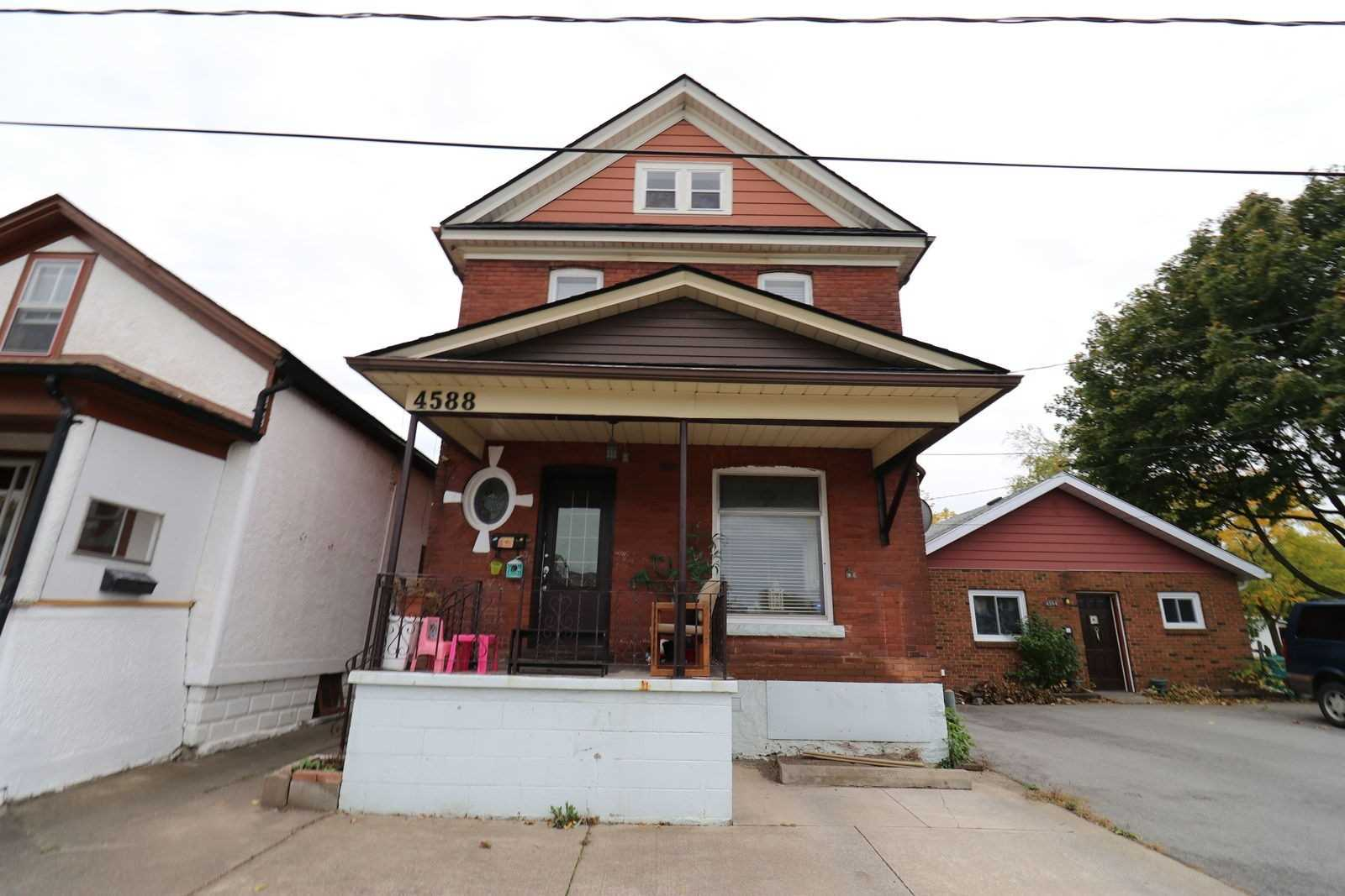 pictures of house for sale MLS: X5062094 located at 4588 Huron St, Niagara Falls L2E3M9