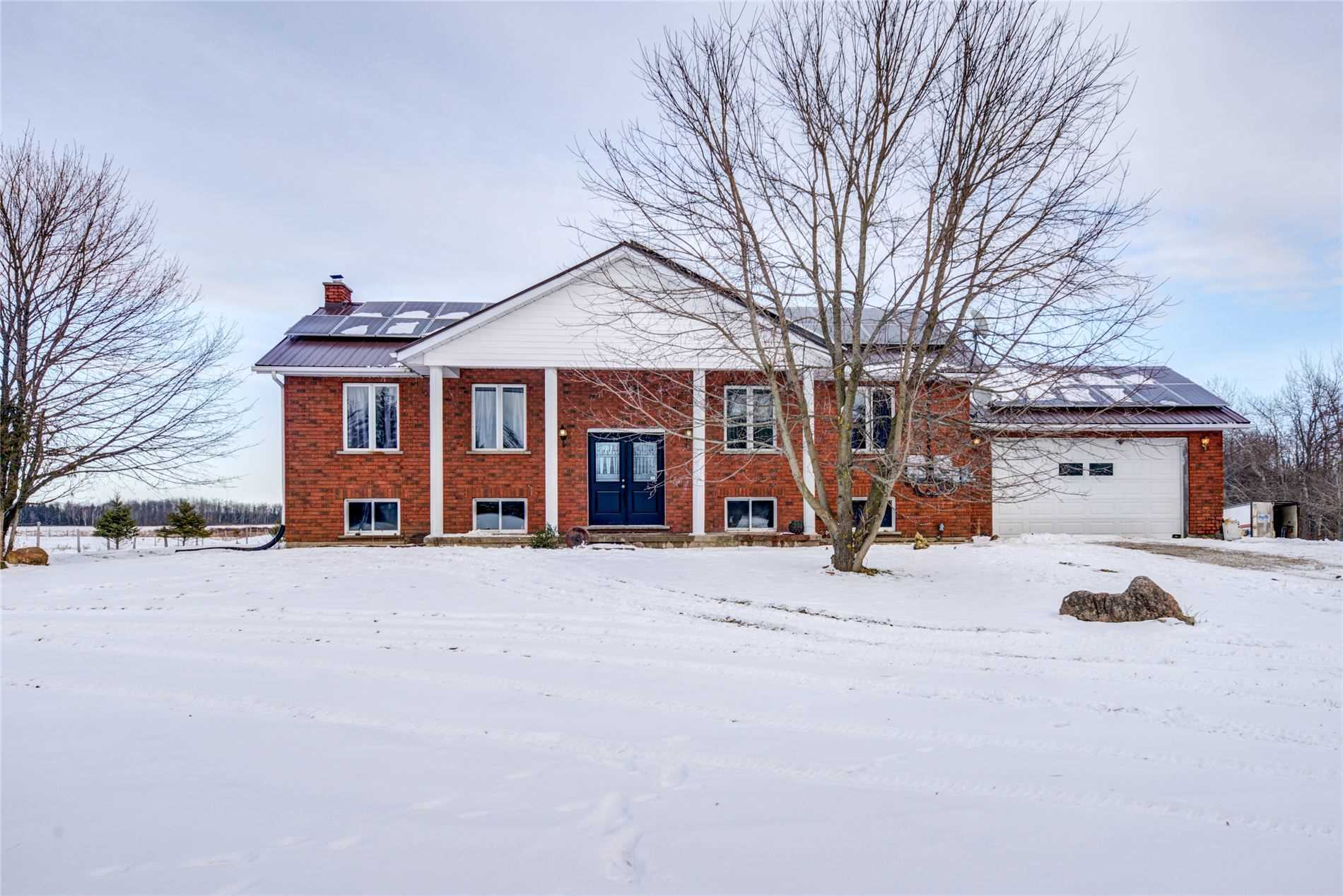 pictures of house for sale MLS: X5068662 located at 398063 5th Line, Melancthon L9V1R5