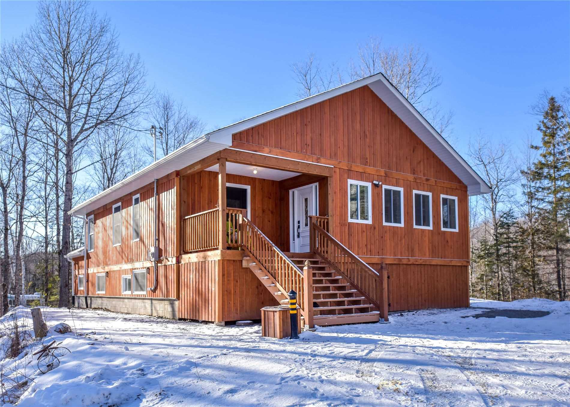 pictures of house for sale MLS: X5071661 located at 1199 Fortesque Lake Rd, Highlands East K0M1R0