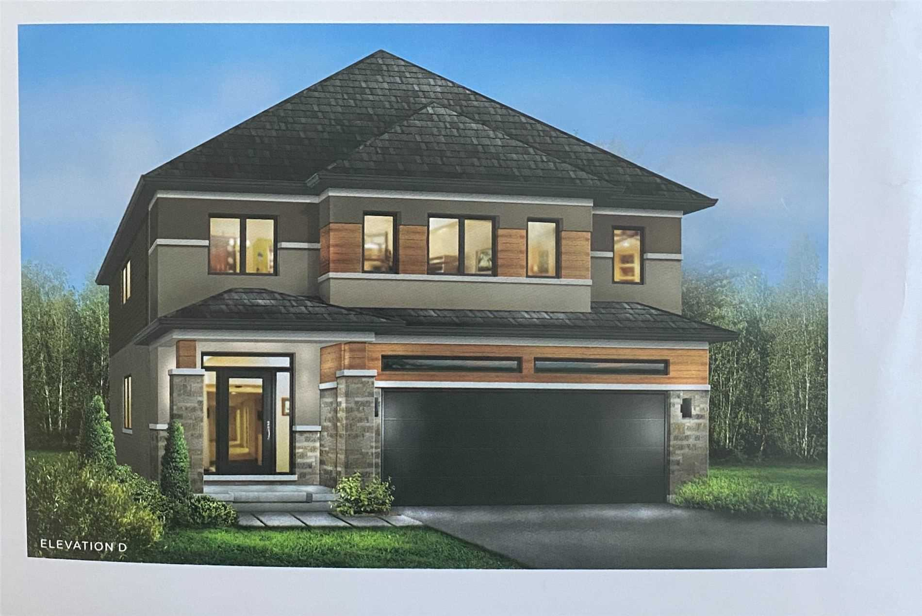 pictures of house for sale MLS: X5072703 located at Lot 34 Flagg Ave, Brant N3L0K2