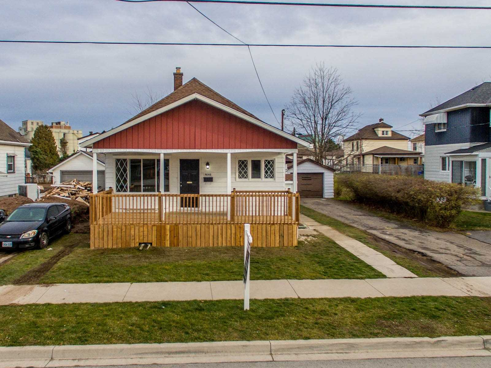 pictures of house for sale MLS: X5072714 located at 5648 Buchanan Ave, Niagara Falls L2G3V1