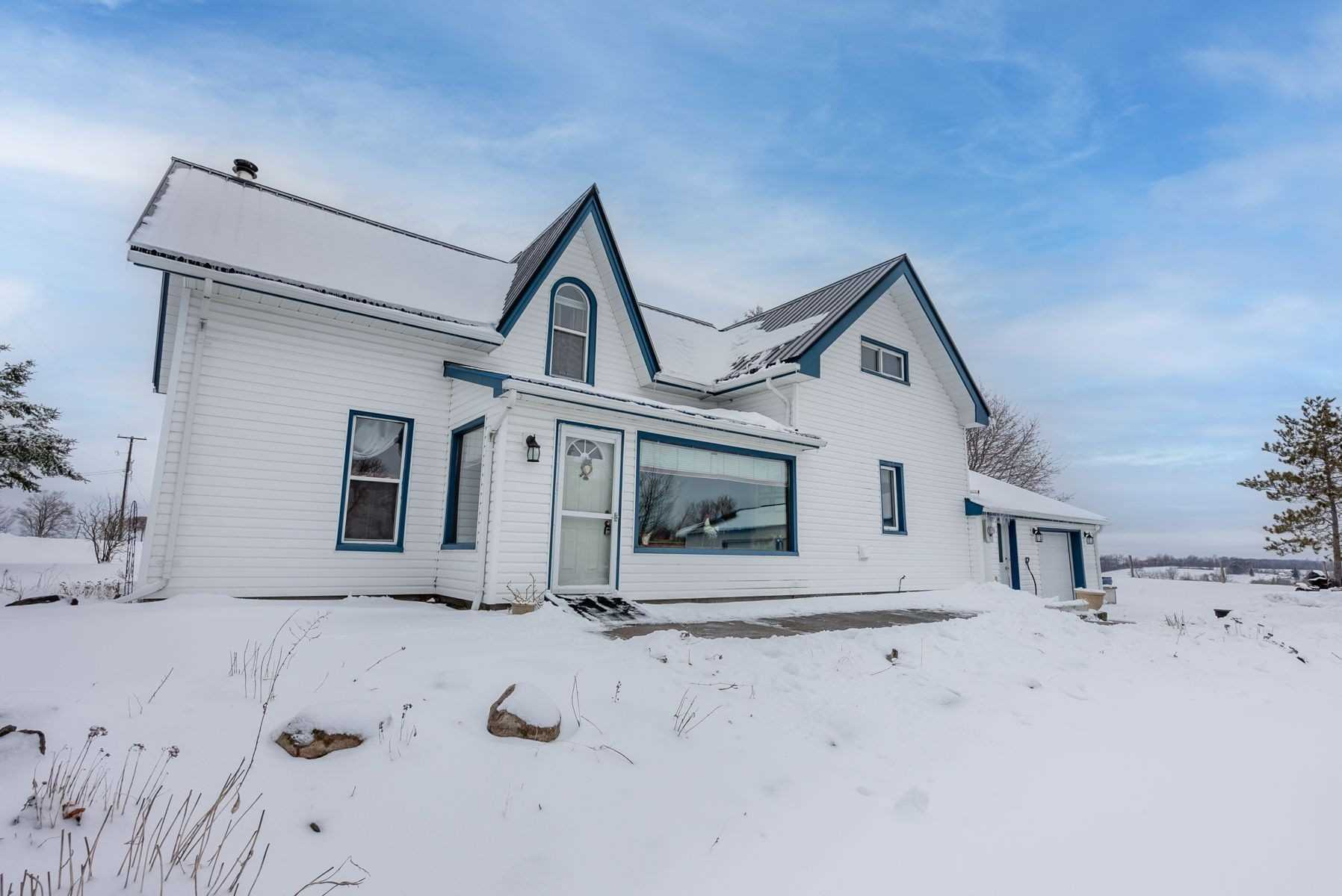pictures of house for sale MLS: X5075376 located at 13656 Telephone  Rd, Cramahe K0K1S0