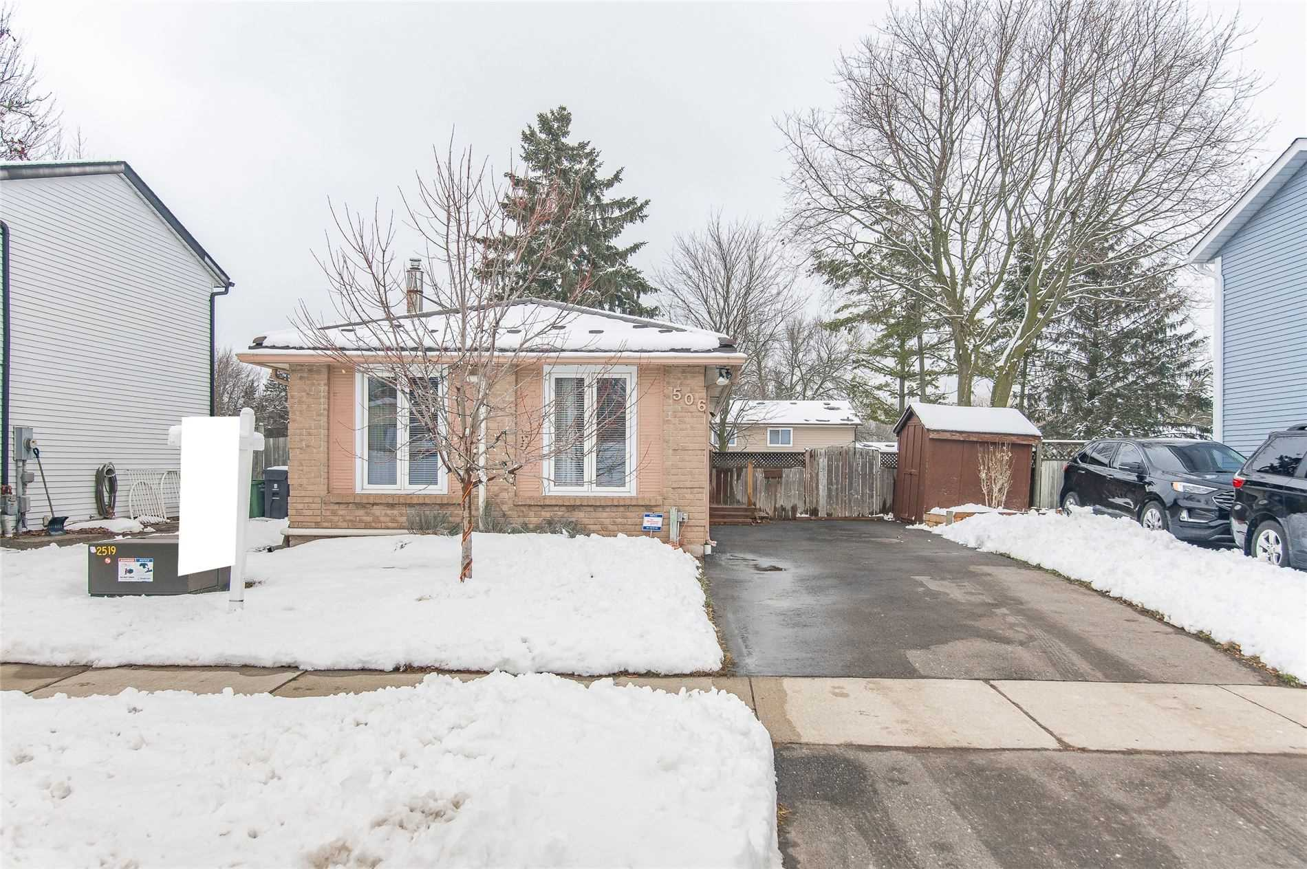 pictures of house for sale MLS: X5077338 located at 506 Whitelaw Dr, Guelph N1K1A2