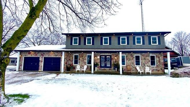 pictures of house for sale MLS: X5077963 located at 163 Bruce Road 2, Brockton N0G2V0