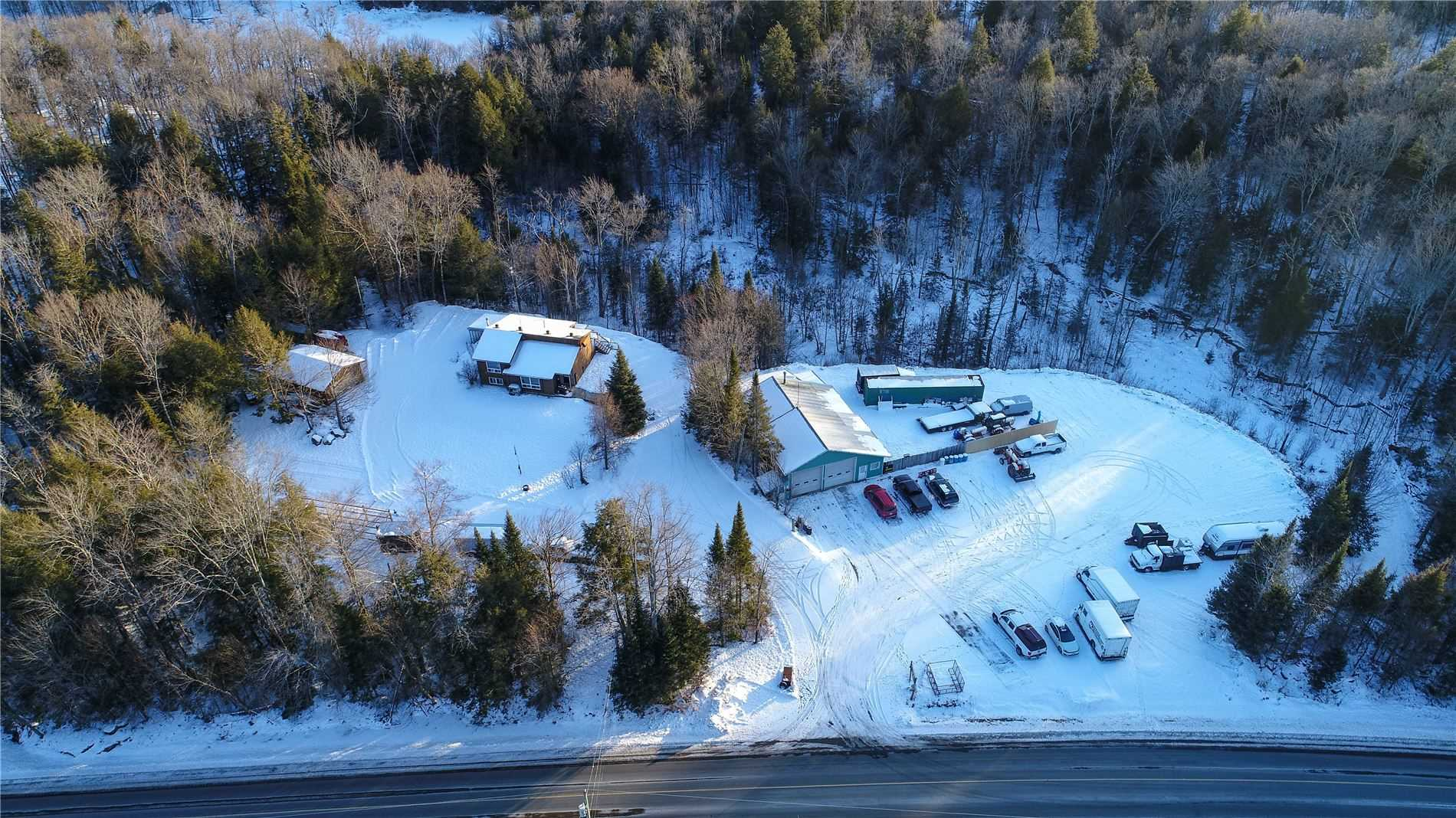 pictures of house for sale MLS: X5078396 located at 4537 Aspdin Rd, Muskoka Lakes P0C1J0