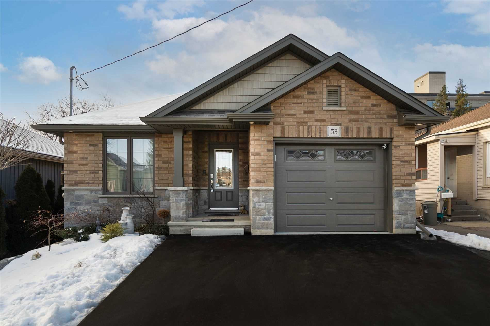 pictures of house for sale MLS: X5081189 located at 53 Dublin St, Brantford N3R2E3