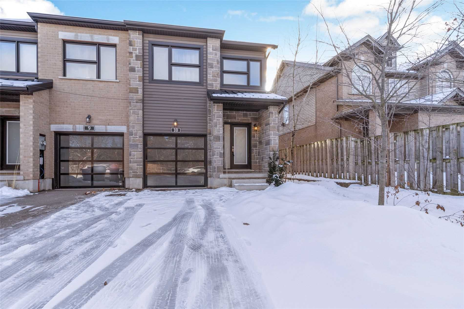 pictures of house for sale MLS: X5081375 located at 10 Vaughan St, Guelph N1E1C8