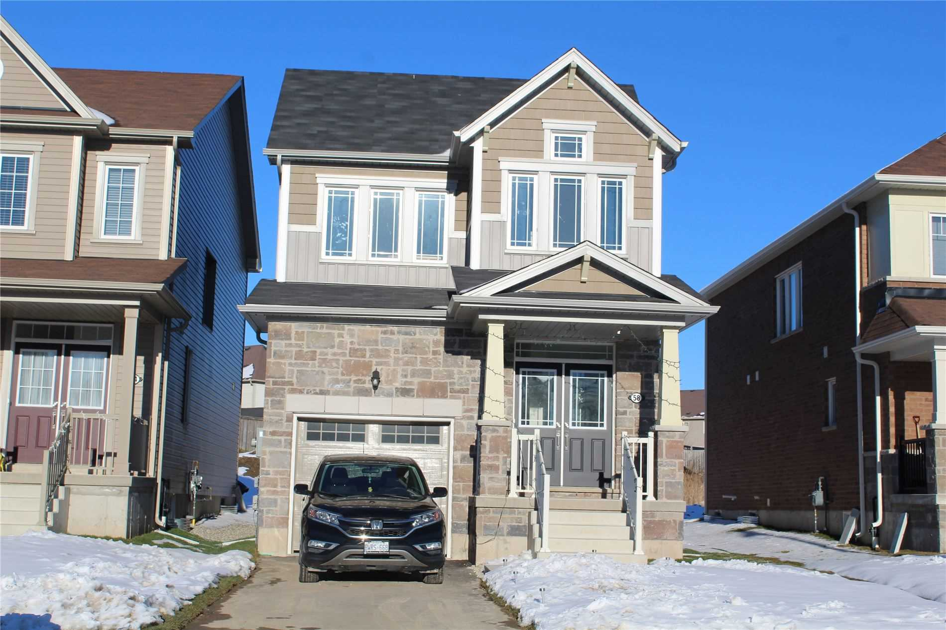 pictures of house for sale MLS: X5082714 located at 58 Blacksmith  Dr, Woolwich N0B1M0