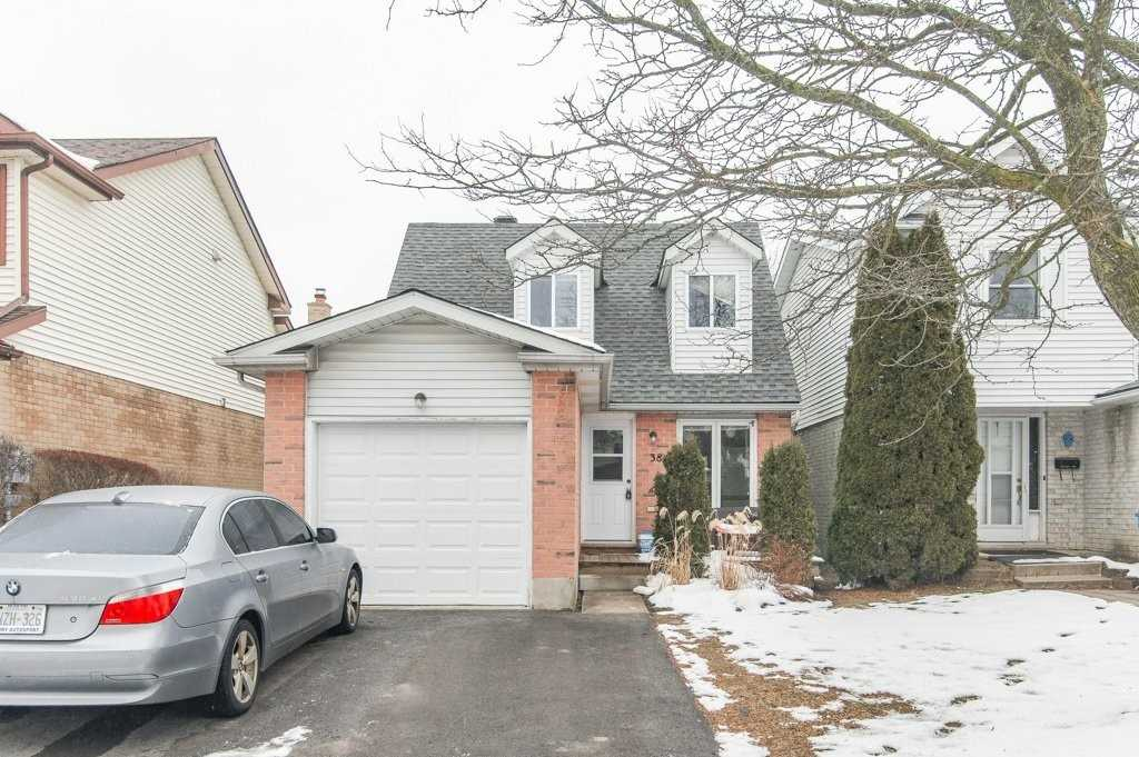 pictures of house for sale MLS: X5083601 located at 38 Walman Dr, Guelph N1G4G5