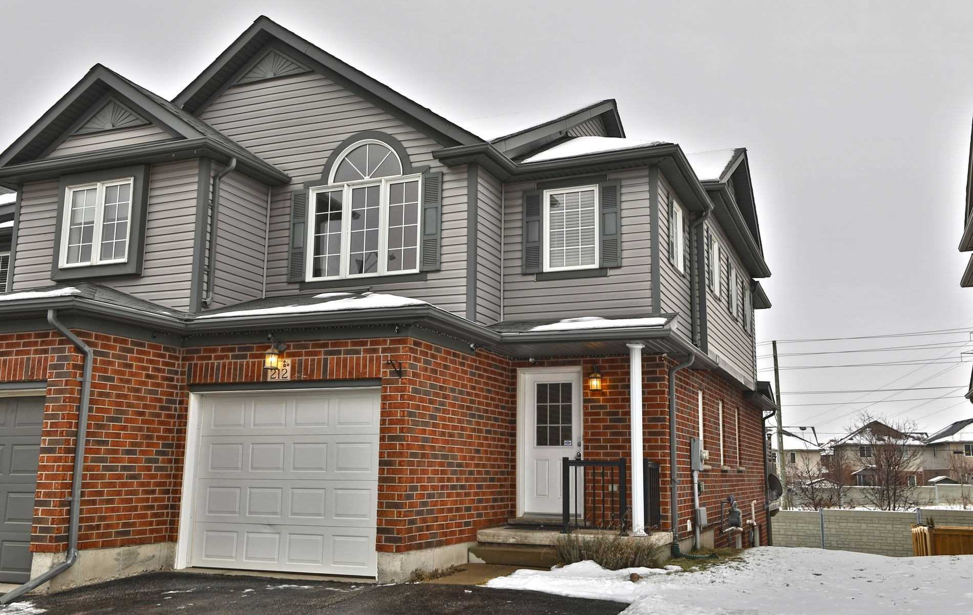 pictures of house for sale MLS: X5084212 located at 212 Featherstone Cres, Kitchener N2R1Z4